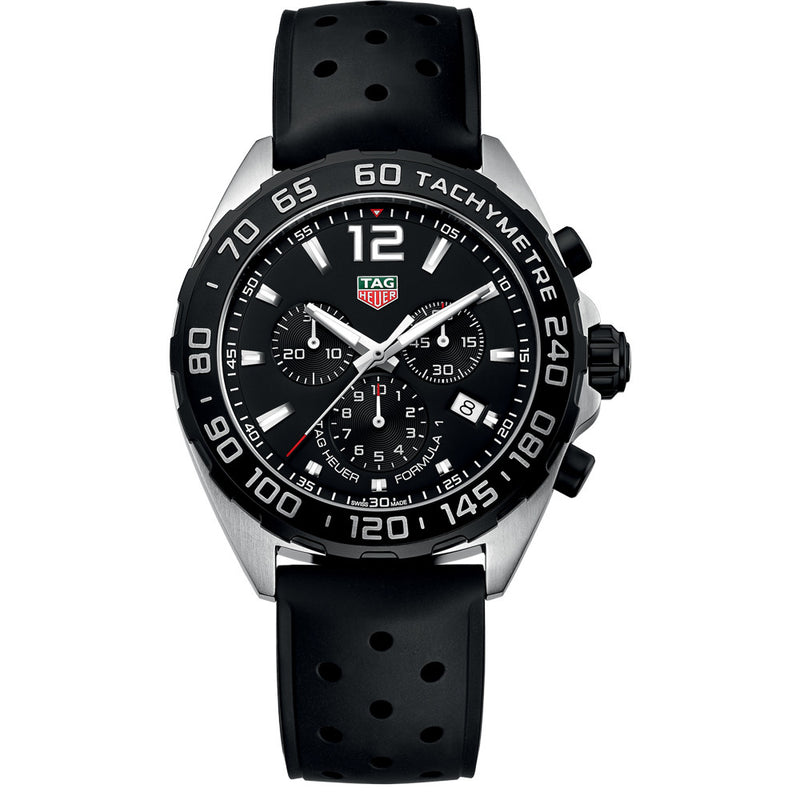 TAG Heuer - Men's Formula 1 Chronograph 43 mm CAZ1010.FT8024