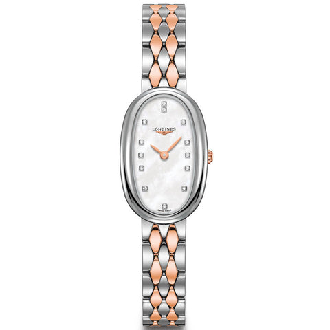 Longines - Ladies' Symphonette Quartz Watch L2.305.5.87.7