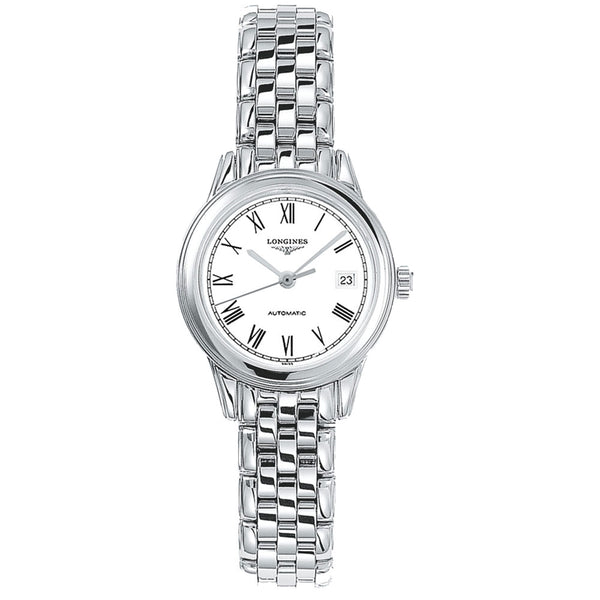 Longines - Ladies' Flagship Automatic Watch L4.274.4.11.6
