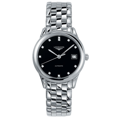 Longines - Men's Heritage Collection Flagship Automatic Watch L4.774.4.57.6