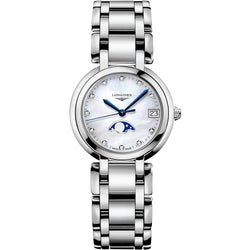 Longines - Ladies' PrimaLuna Moonphase Watch L8.115.4.87.6