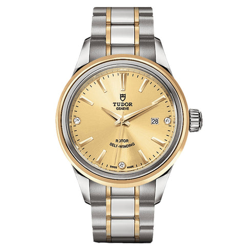 Tudor - Ladies' Style Date Watch M12103-0004