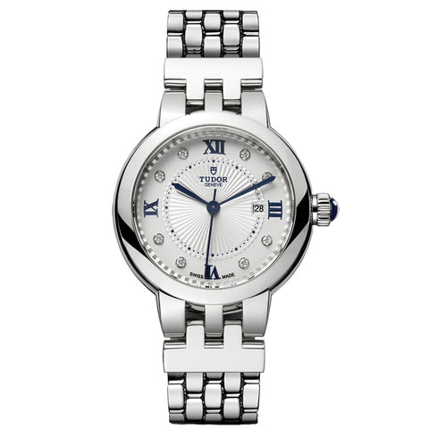 Tudor - Ladies' Clair De Rose Date Watch M35500-0004