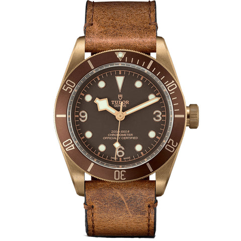Tudor - Men's Black Bay Bronze Watch M79250BM-0005