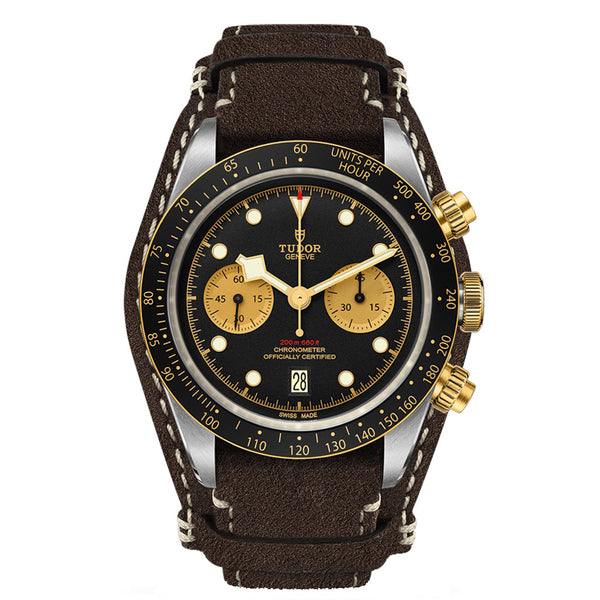 Tudor - Men's Black Bay Chrono S&G Watch M79363N-0002