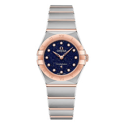 Omega - Ladies' Constellation Quartz 25 mm Watch 131.20.25.60.53.002