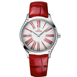 Omega - Ladies' De Ville Trésor Quartz 36 mm Watch 428.18.36.60.04.002