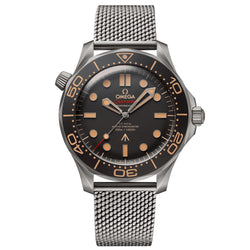 Omega - 007 Edition / Men's Seamaster CO‑AXIAL MASTER CHRONOMETER 42 MM  210.90.42.20.01.001