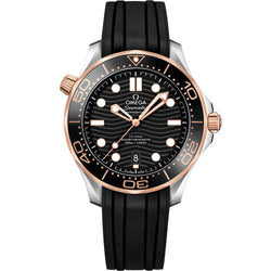 Omega - Men's Seamaster Diver 300M Co-Axial 42 mm Watch 210.22.42.20.01.002
