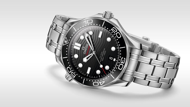 Omega - Men's Seamaster Diver 300M Co-Axial 42 mm Watch 210.30.42.20.01.001