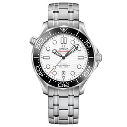 Omega - Men's Seamaster Diver 300M Co-Axial 42 mm Watch 210.30.42.20.04.001
