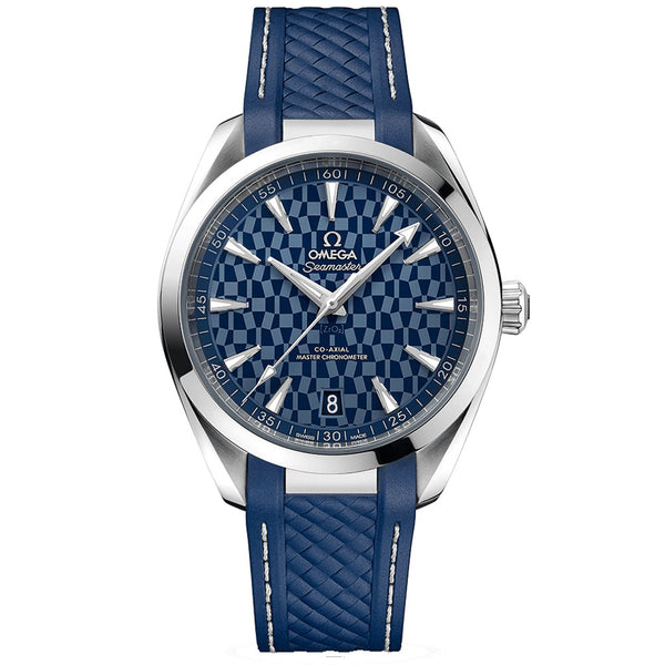 Omega - Men's Seamaster Aqua Terra Olympic Tokyo 2020 Limited Edition Watch 522.12.41.21.03.001