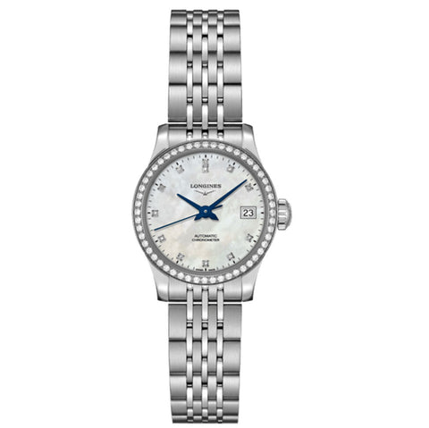 Longines - Ladies' Record Automatic Watch L2.320.0.87.6