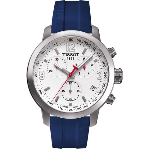 Tissot - Men's PRC 200 Chronograph NatWest 6 Nations Special Edition Watch T055.417.17.017.01