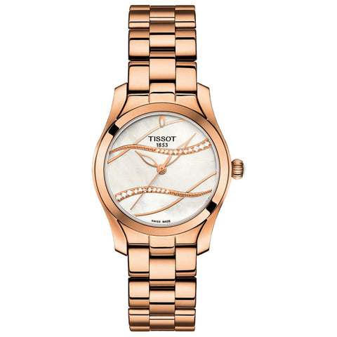 Tissot - Ladies' T-Wave Watch T112.210.33.111.00