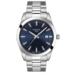 Tissot - Men's Gentleman Quartz Watch T127.410.11.041.00
