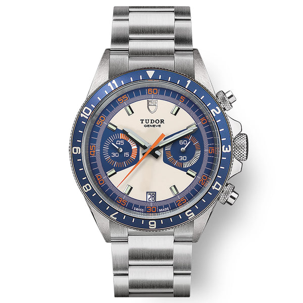 Tudor - Men's Heritage Chrono Blue Watch M70330B-0004