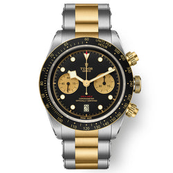 Tudor - Men's Black Bay Chrono S&G Watch M79363N-0001