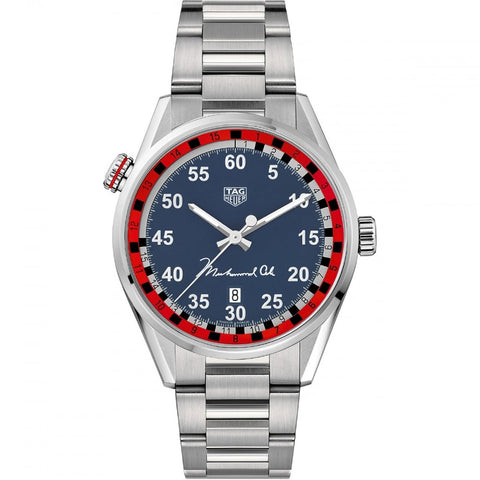 TAG Heuer - Men's Carrera Muhammad Ali Limited Edition Automatic Men's Watch WAR2A13.BA0738