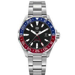 TAG Heuer - Men's Aquaracer Calibre 7 GMT Automatic Watch 43 mm Watch WAY201F.BA0927