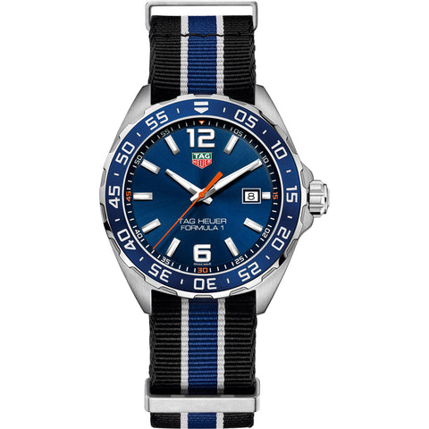 TAG Heuer - Men's Formula 1 43 mm WAZ1010.FC8197