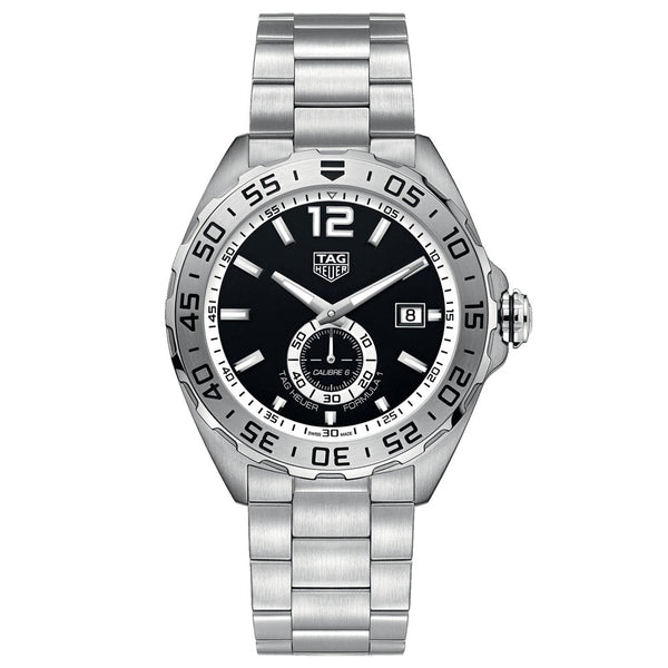 TAG Heuer - Men's Formula 1 Calibre 6 43 mm Watch WAZ2012.BA0842
