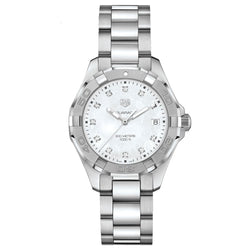 TAG Heuer - Ladies' Aquaracer Swiss Quartz 35 mm WBD131B.BA0748