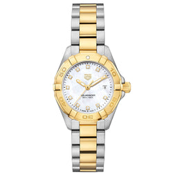 TAG Heuer - Ladies' Aquaracer Diamond Dial 27 mm WBD1422.BB0321