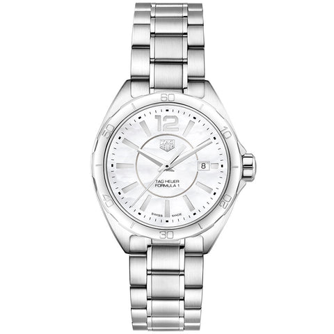 TAG Heuer - Ladies' Formula 1 Steel 32 mm Watch WBJ1418.BA0664