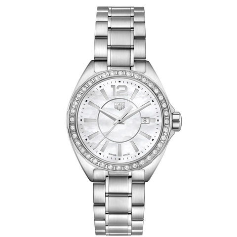 TAG Heuer - Ladies' Formula 1 Steel 32 mm Watch WBJ141A.BA0664