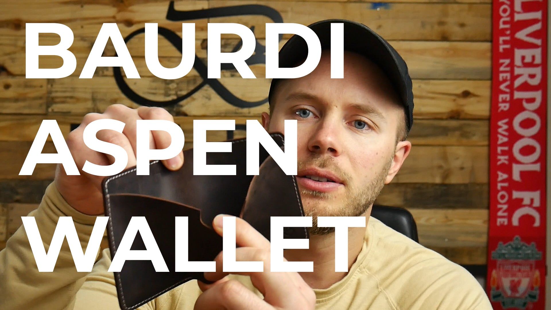 The Baurdi Aspen Wallet - Details and Design