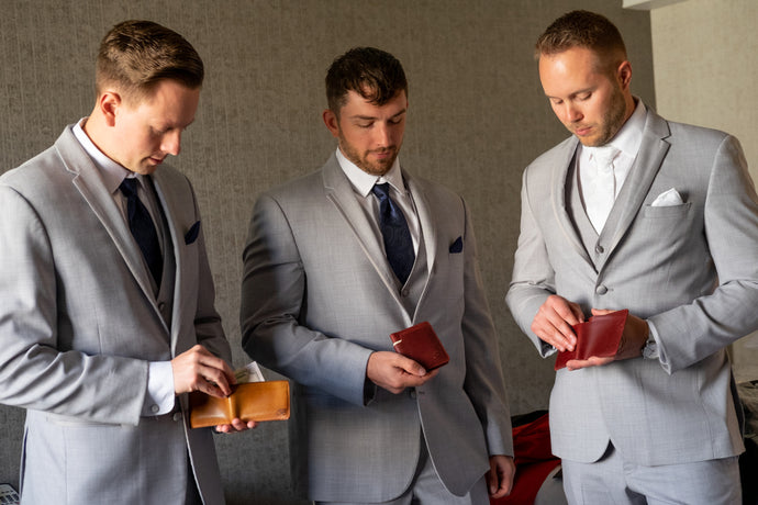 Why Wallets Make Great Groomsmen Gifts