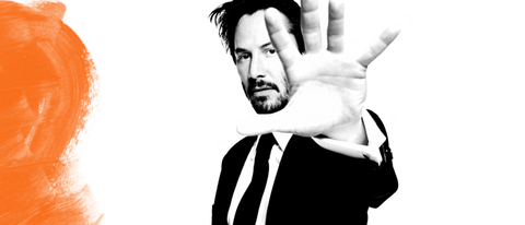 MITOS BARBA MAN LAB KEANU REEVES