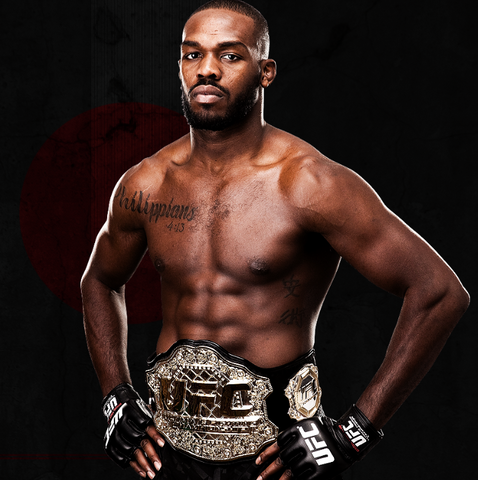 jon jones man lab