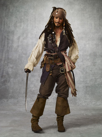 jack sparrow man lab