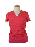 Wholesale Skin To Skin Kangaroo T-Shirt & Nursing Top {Coral} {{MAP $75.50}}