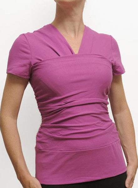 pink skin-to-skin Kangaroo care wrap Shirt