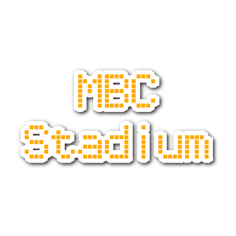 MBC Stadium Sticker