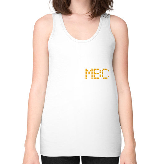 Fine Jersey Tank (woman) White International Group of Anthony