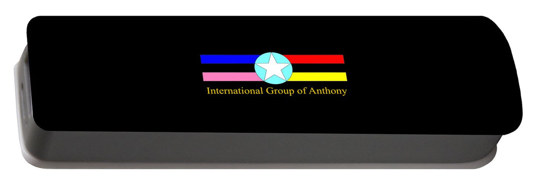Portable Battery Charger - International Group Of Anthony