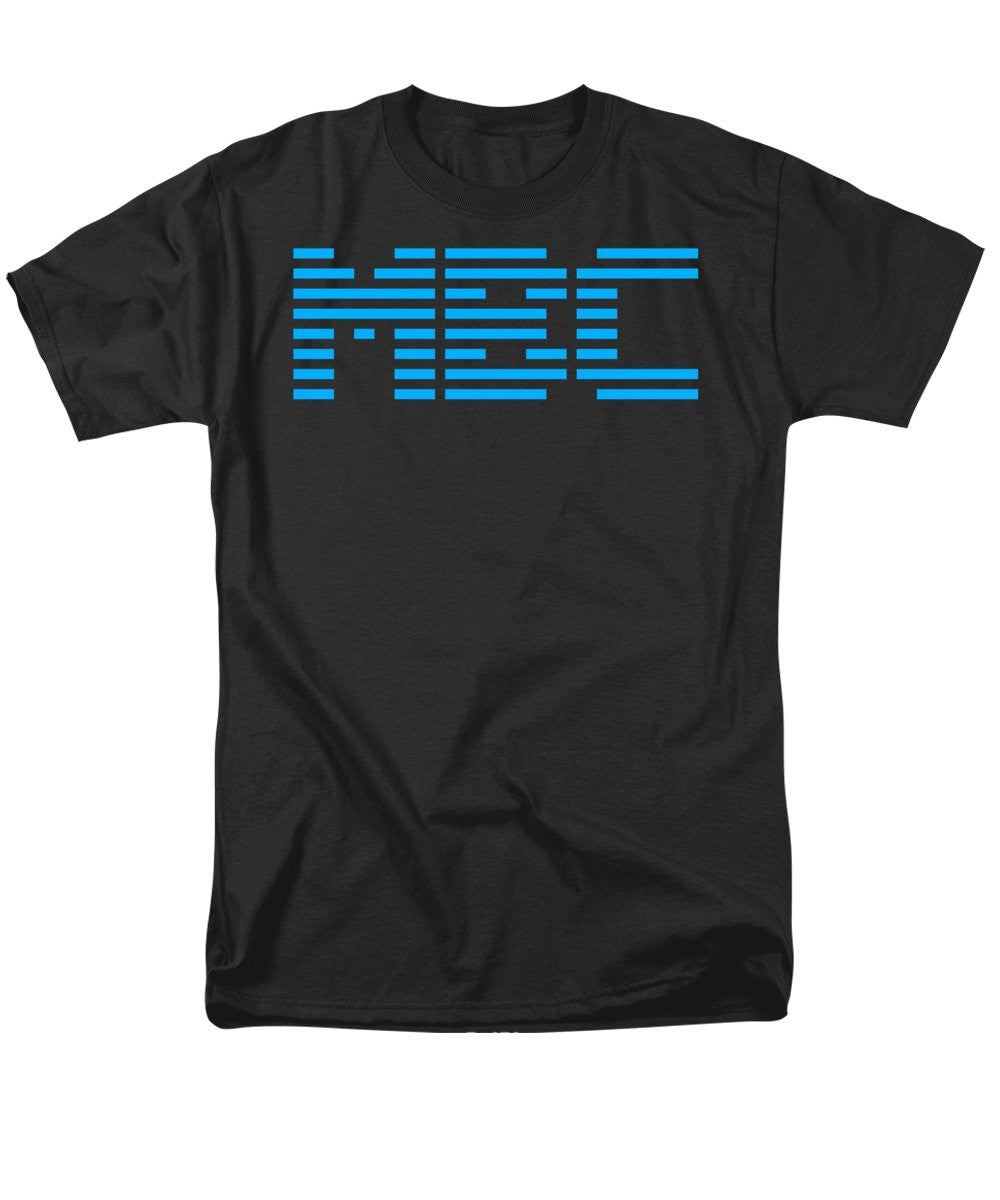 Men's T-Shirt  (Regular Fit) - Monster Broadcasting Channel
