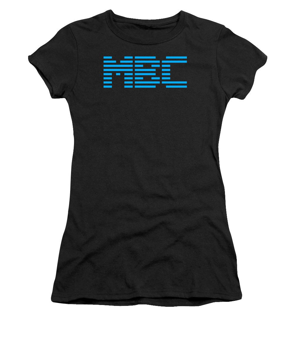 Women's T-Shirt (Junior Cut) - Monster Broadcasting Channel
