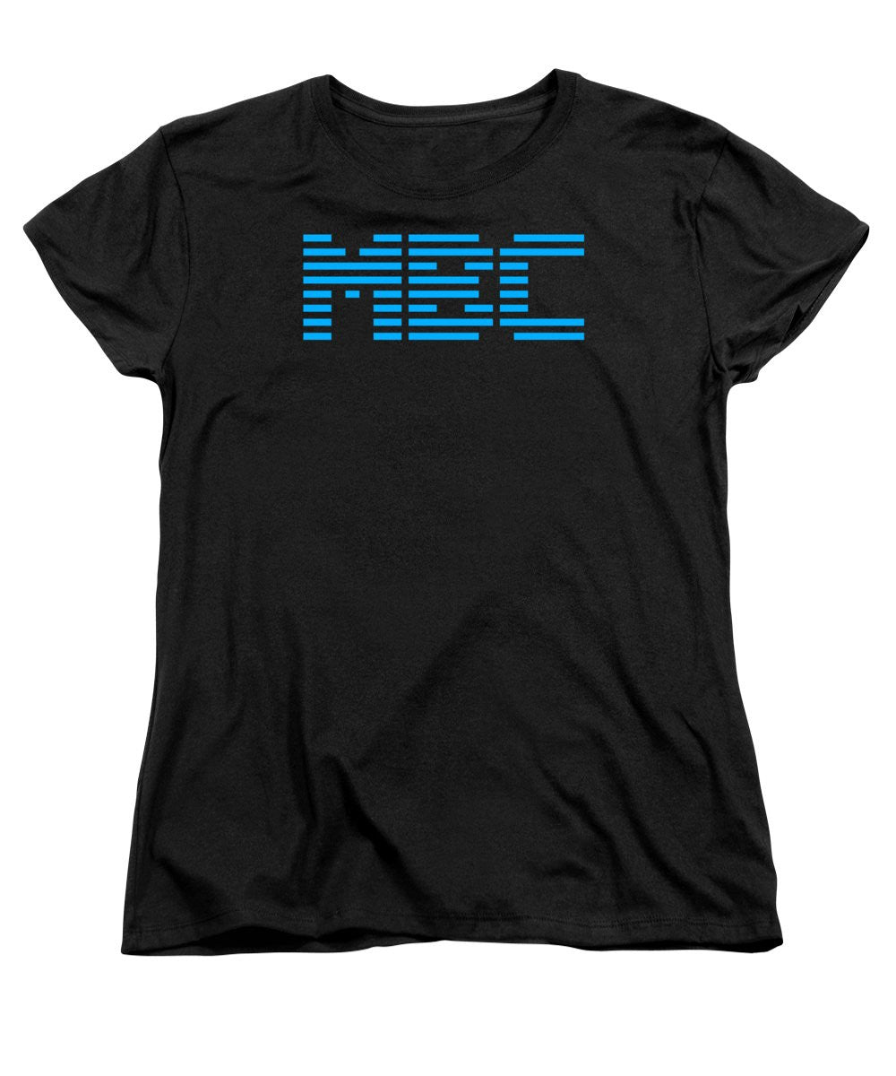 Women's T-Shirt (Standard Cut) - Monster Broadcasting Channel