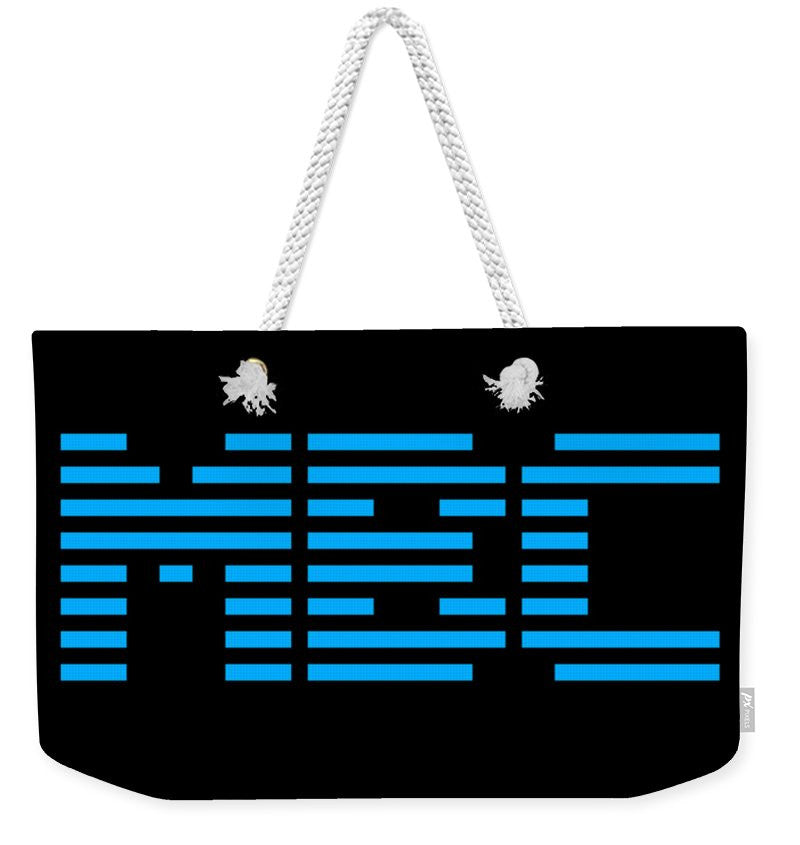 Weekender Tote Bag - Monster Broadcasting Channel