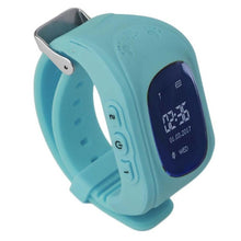 LED Display Kids Smart Watch GPS Tracker Waterproof