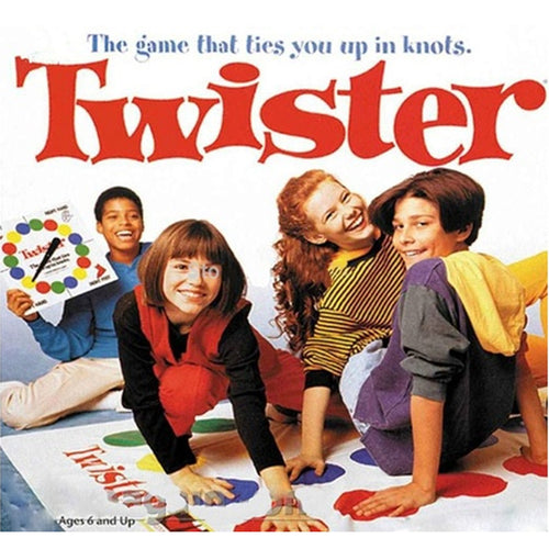 Twister Moves Mat