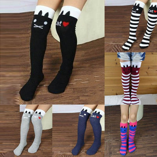 Baby Girls Knee High Socks