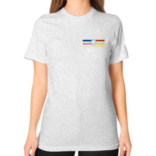 T-Shirt (woman) Ash grey International Group of Anthony
