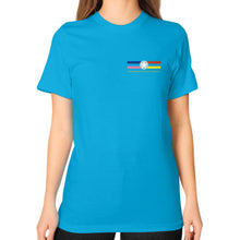 T-Shirt (woman) Teal International Group of Anthony