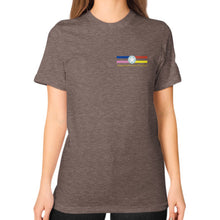 T-Shirt (woman) Tri-Blend Coffee International Group of Anthony